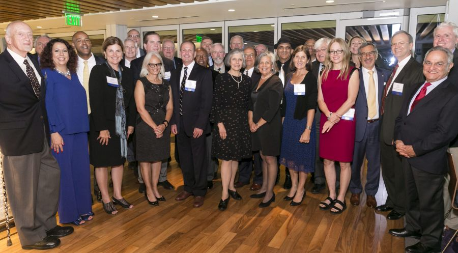 All ADA members present at October 2019 banquet