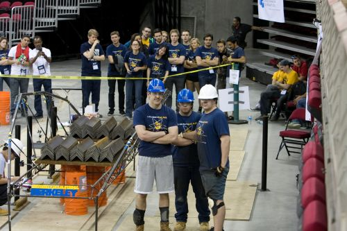 Steel Bridge Team—2014 Mid-Pac Champions! | Civil and ...