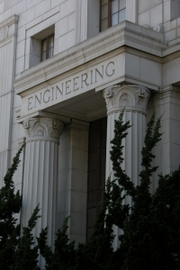 McLaughlin Hall Engineering building