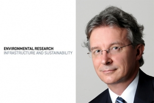 Professor Arpad Horvath is founding Editor-in-Chief of Environmental Research: Infrastructure and Sustainability (ERIS).