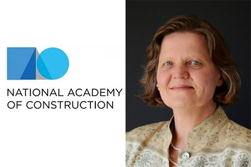 Professor Iris Tommelein was elected to the National Academy of Construction in 2019